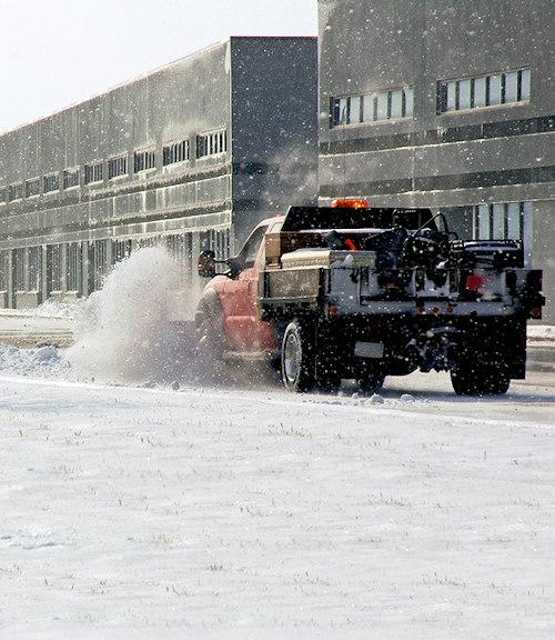 Denver snow plow service